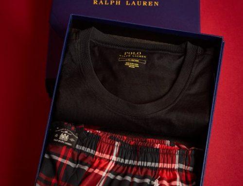 Polo Ralph Lauren náttfatasett